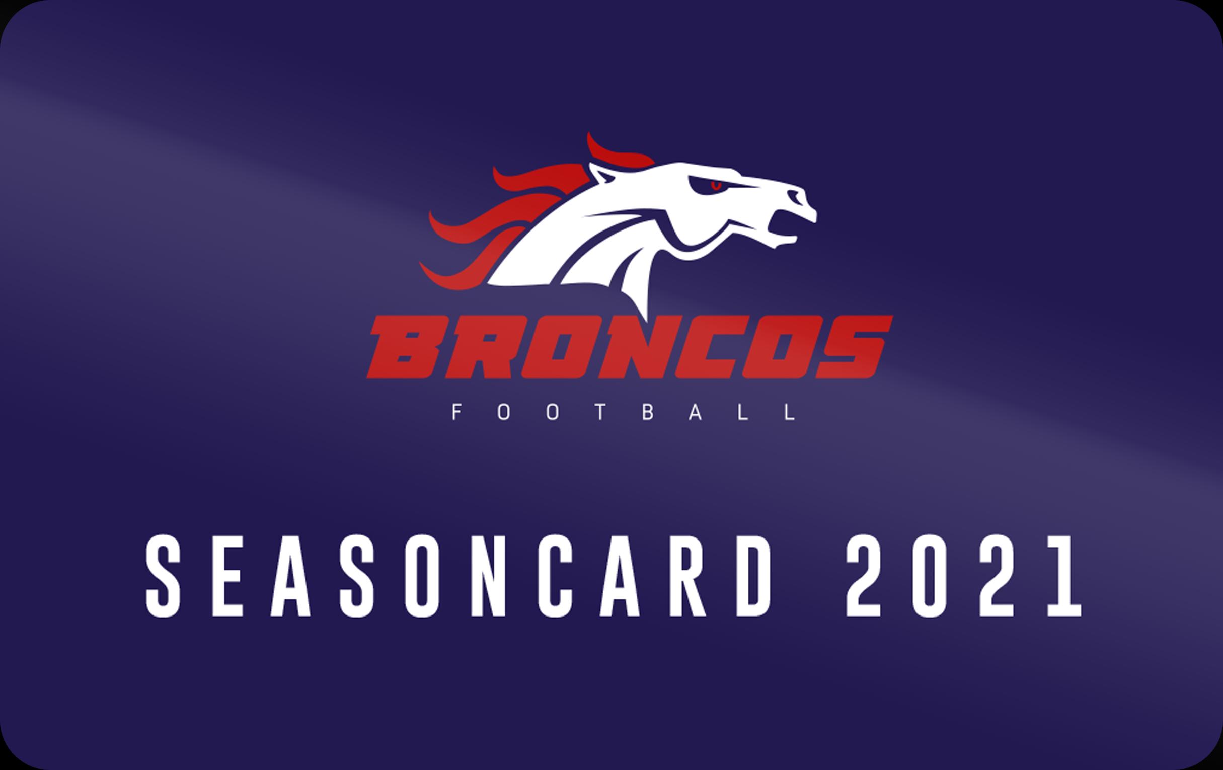 Seasoncard & gratis Bag